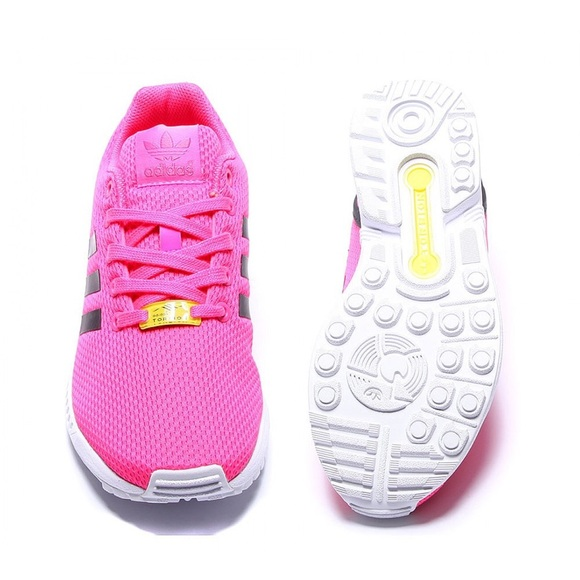Adidas Originals Junior ZX Flux Trainers